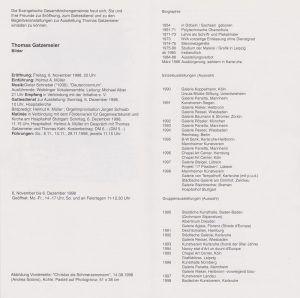 1998 Hospitalhof Stuttgart Bilder