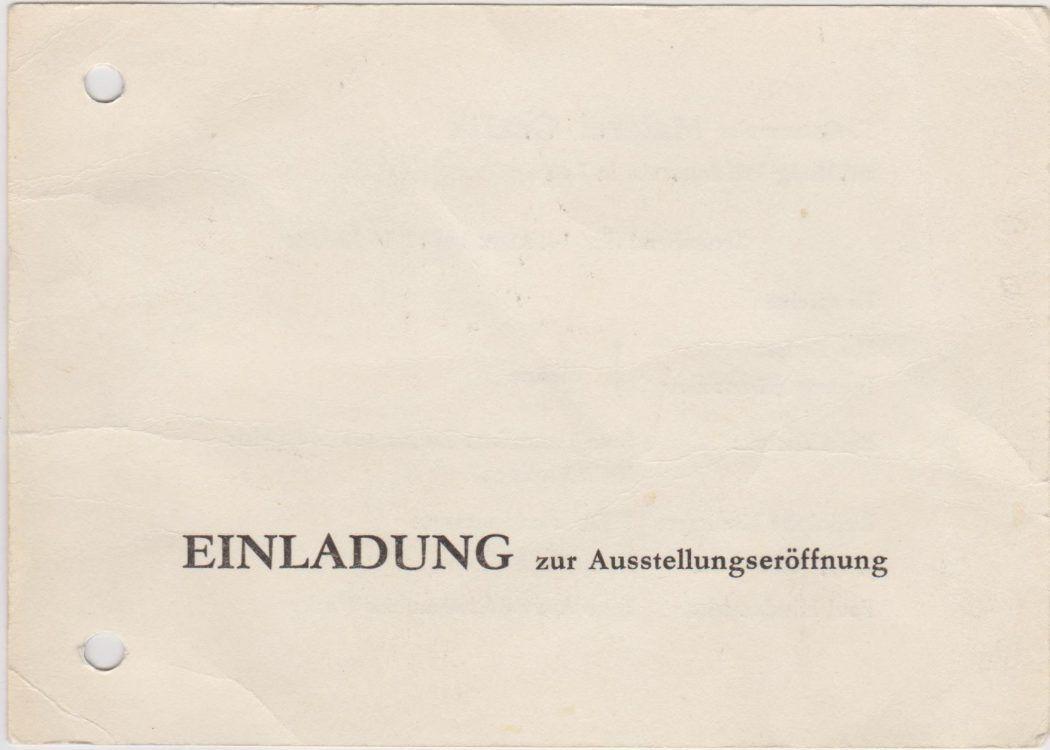 Einladung Burg Mildenstein Leisnig