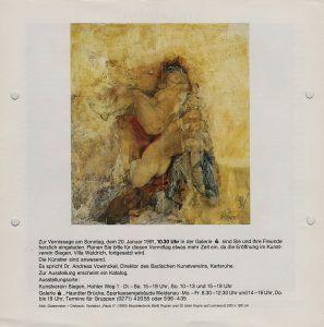 In Spirit of Rubens Kunstvereine Siegen Dietzsch Gatzemeier