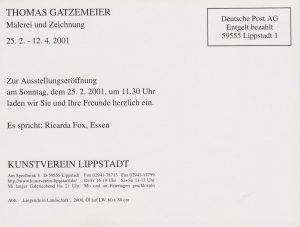 Kunstverein Lippstadt 2001