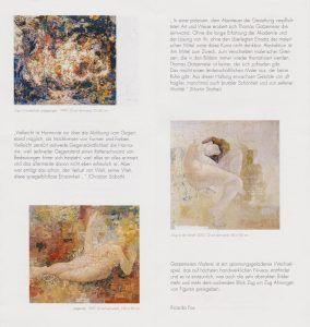 Ricarda Fox Essen Galerie 2000