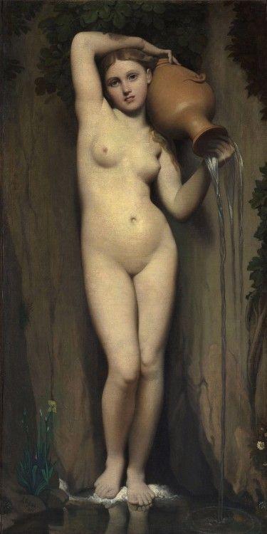 Ingres | Die Quelle | 1856