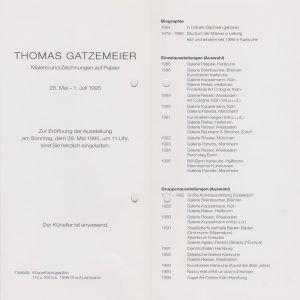 Galerie Panetta 1995
