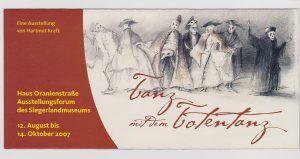 Siegerlandmuseum Tanz mit dem Totentanz 2007