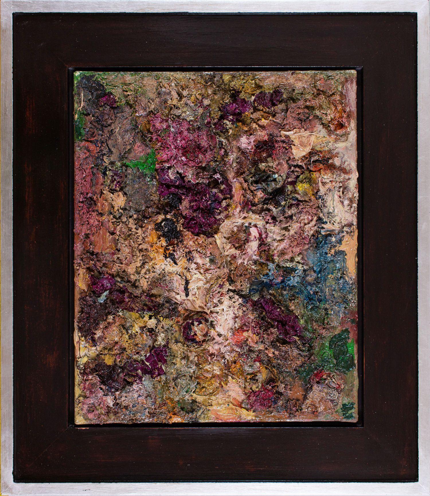 O.T. 1997 Öl auf Leinwand 53 x 43 cm