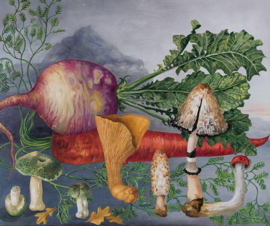 Thomas Gatzemeier Die mystische Möhre 2017