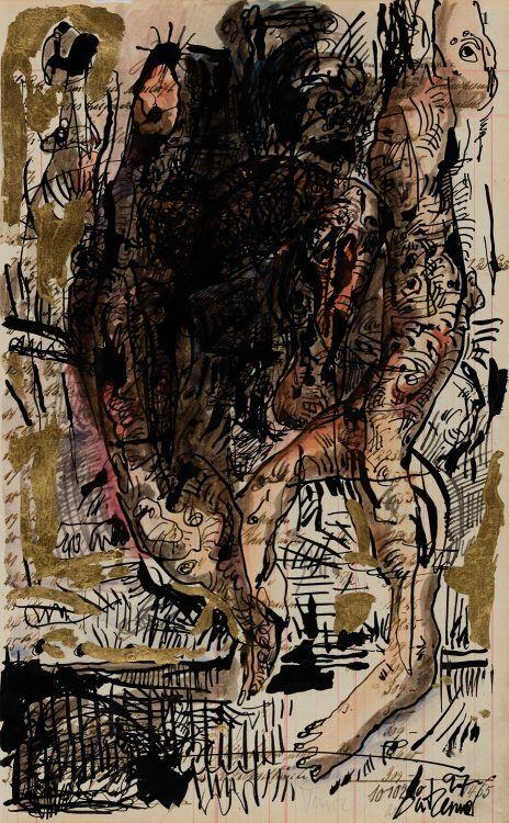 Thomas Gatzemeier | Tanz auf dem goldenen Flies | 1997 |