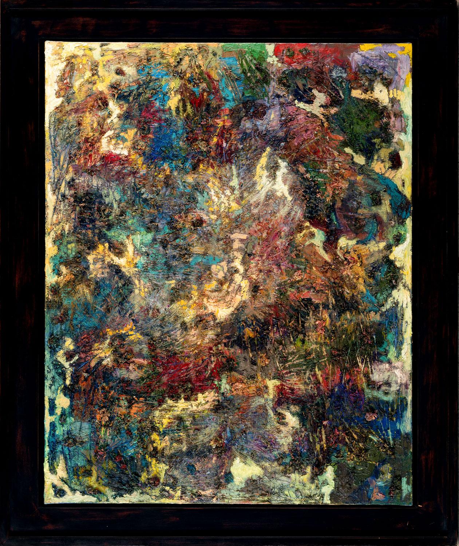 Thomas Gatzemeier Levitation 1 1997 Öl auf Leinwand 145 x 114 cm