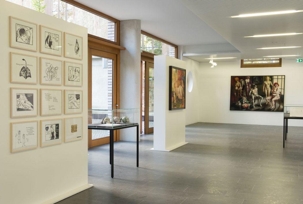 Ausstellung Hospitalhof Stuttgart Schultz Gatzemeier