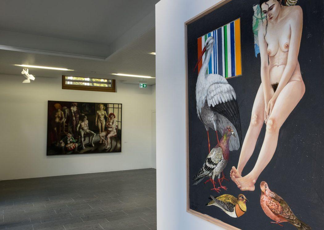 Ausstellung Hospitalhof Stuttgart Thomas Gatzemeier