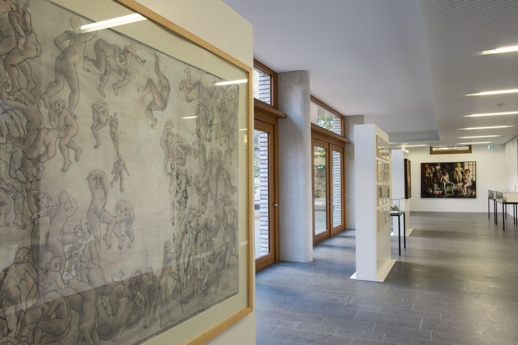 Thomas Gatzemeier Ausstellung Stuttgart Hospitalhof