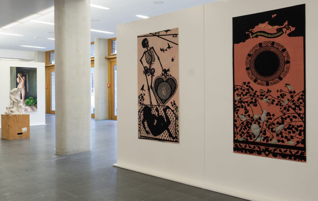 Saskia Schultz Thomas gatzemeier Ausstellung Stuttgart